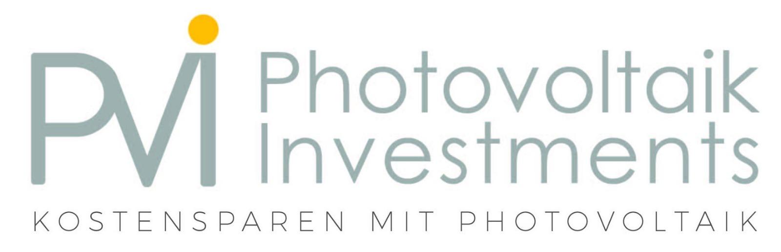 PVI I Photovoltaik Investments